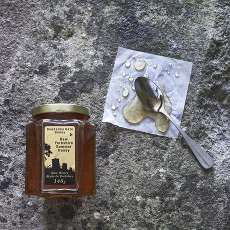 Raw Yorkshire Honey (Runny or Set)