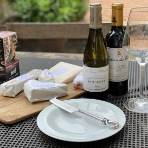 Zoom Cheese Tasting Event